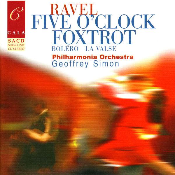 Wiener Philharmonic Orchestra - Ravel: Five O'Clock Foxtrot, Boléro, Pavane for a Dead Princess, La valse, et al.
