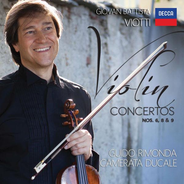 Guido Rimonda - Violin Concertos Nos. 6, 9, 8