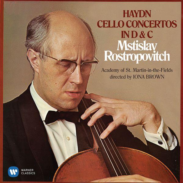 Mstislav Rostropovich - Haydn: Cello Concertos Nos 1 & 2