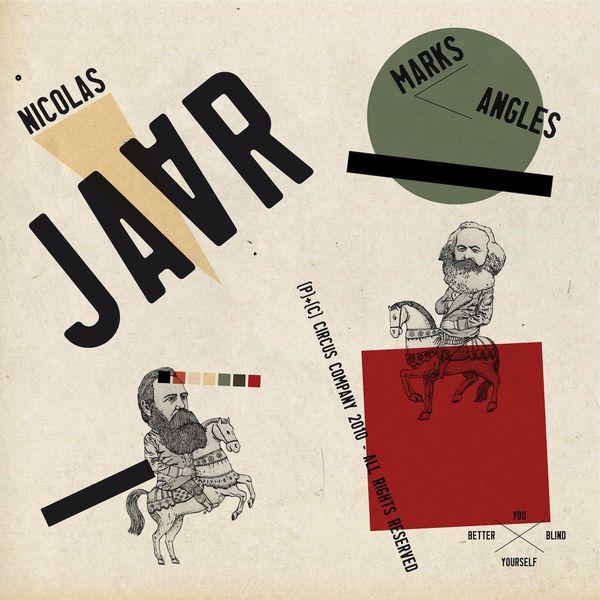 Nicolas Jaar - Marks / Angles - Single