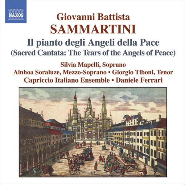 Daniele Ferrari - Cantates sacrées