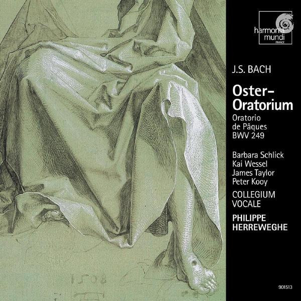 Philippe Herreweghe - Johann Sebastian Bach : Oster-Oratorium, BWV 249