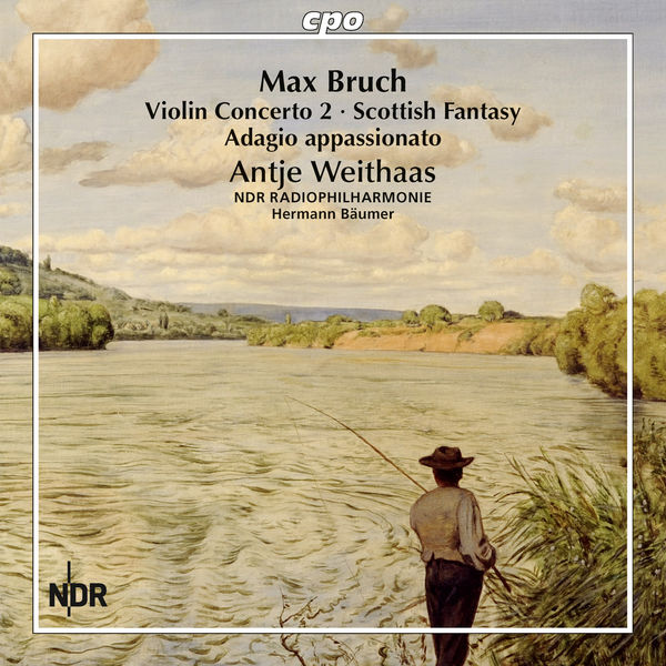 Antje Weithaas|Bruch: Complete Works for Violin & Orchestra, Vol. 1