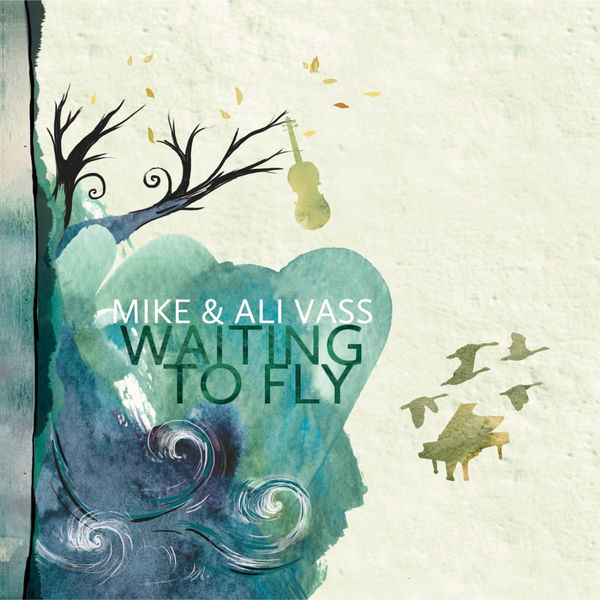 Mike Vass - Waiting to Fly