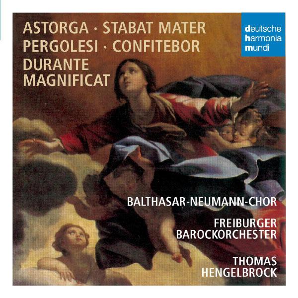 Thomas Hengelbrock - Durante, Astorga, Pergolesi - Sacred Works