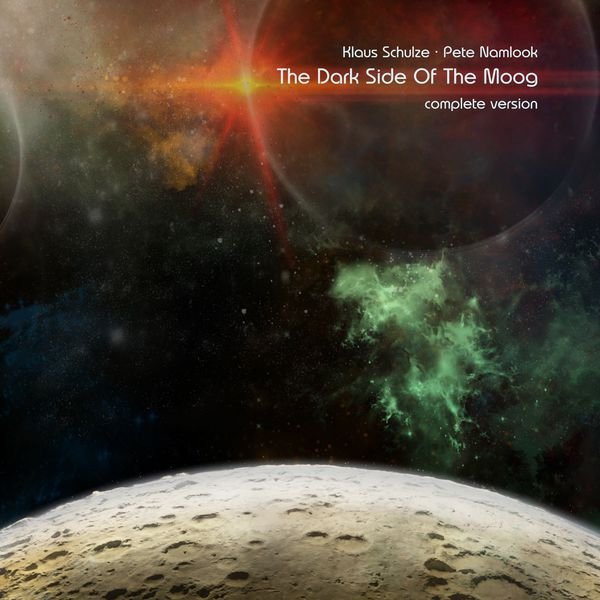 Klaus Schulze - The Dark Side of the Moog (Complete Version)