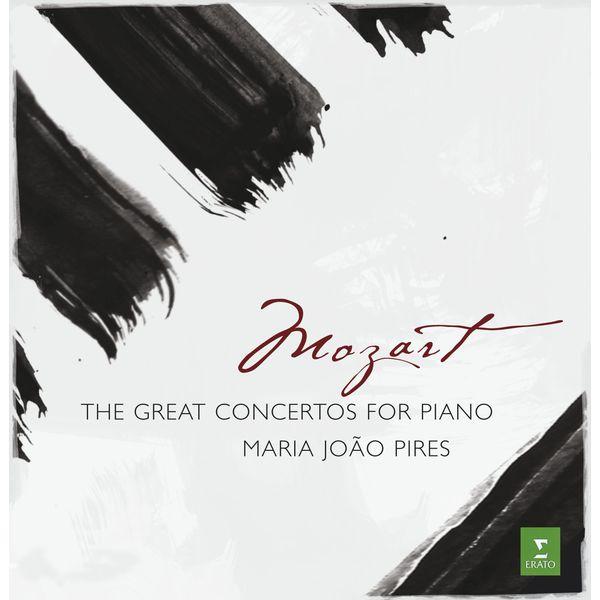 Maria João Pires - Mozart  : Great Piano Concertos
