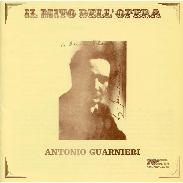 Orchestra del Teatro della Scala di Milano - Il mito dell'Opera: Antonio Guarnieri (Recorded 1927-1928)