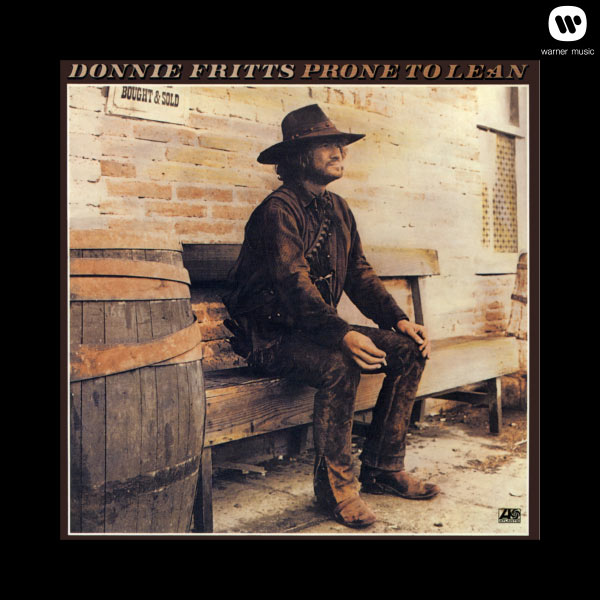 Donnie Fritts - Prone To Lean