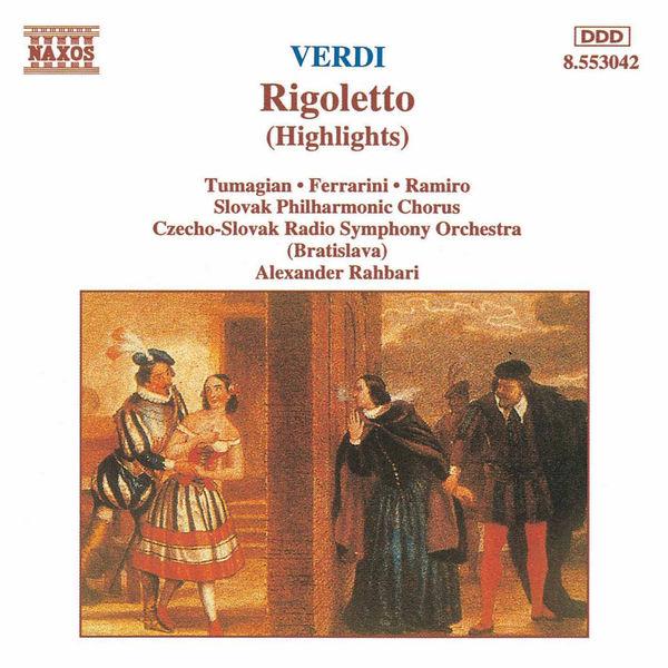 Yordy Ramiro - Rigoletto (Highlights)
