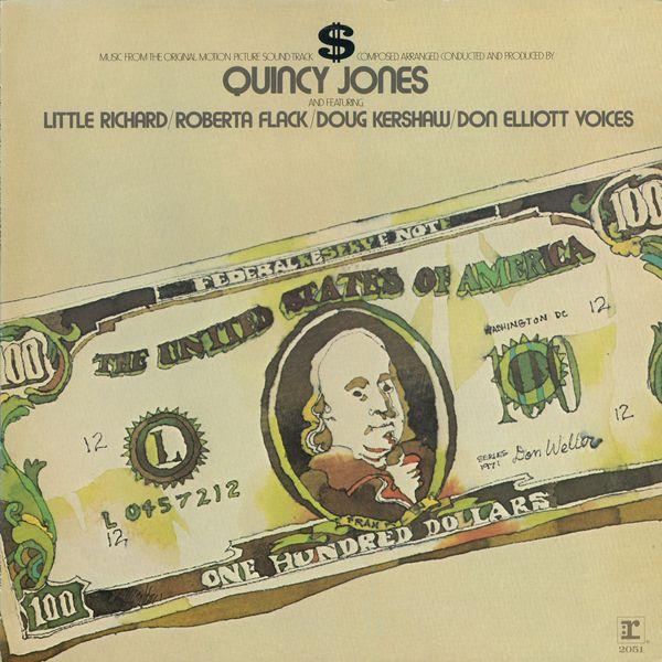 Quincy Jones - $ - Dollars (Original Motion Picture Soundtrack)