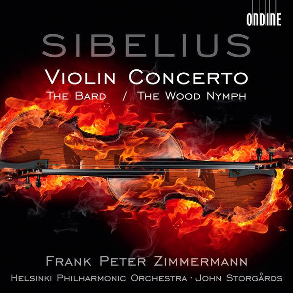 Frank Peter Zimmermann - Jean Sibelius : Œuvres symphoniques