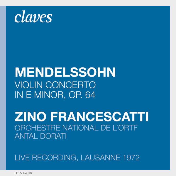 Felix Mendelssohn - Concerto pour violon