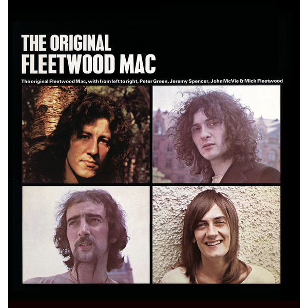 the original fleetwood mac album