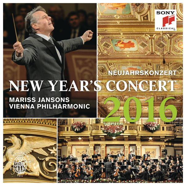 Mariss Jansons - New Year's Concert 2016 / Neujahrskonzert 2016