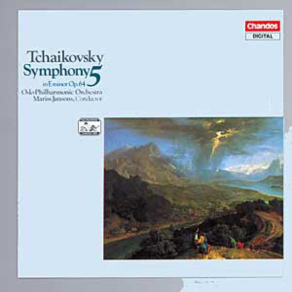 Mariss Jansons - Piotr Ilyitch Tchaïkovski : Symphonie n°5