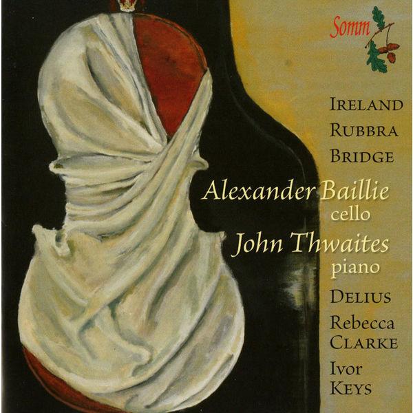 Alexander Baillie - Twentieth-Century Sonatas for Cello and Piano