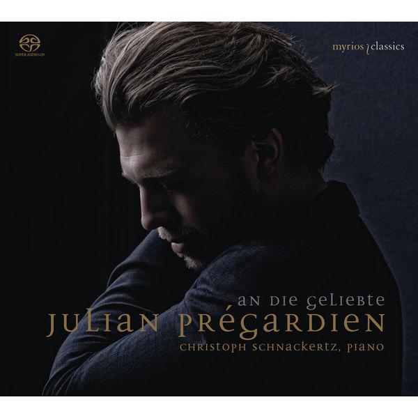 Julian Prégardien - An die Geliebte (Beethoven, Weber, Strauss, Wolf) (5.1 Edition )
