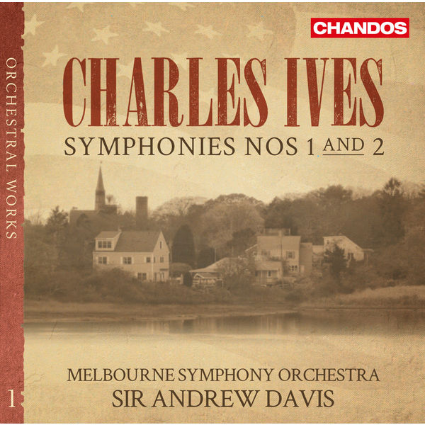 Andrew Davis - Ives : Orchestral Works, Vol. 1