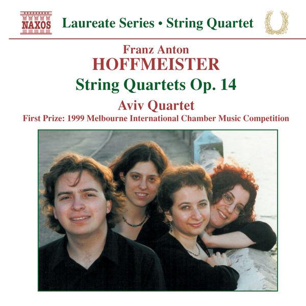 Aviv Quartet - String Quartet Recital: Aviv Quartet