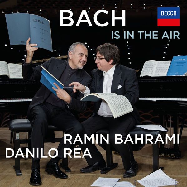 Ramin Bahrami - Bach Is In The Air