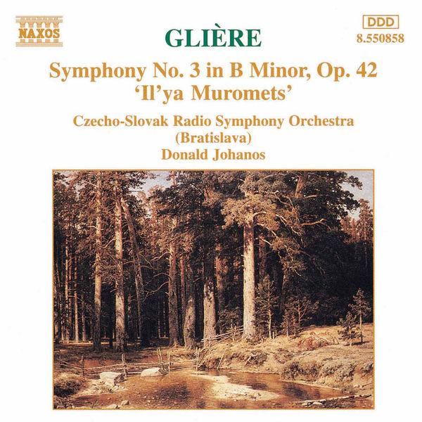 Slovak Radio Symphony Orchestra - GLIERE: Symphony No. 3, 'Il'ya Muromets'