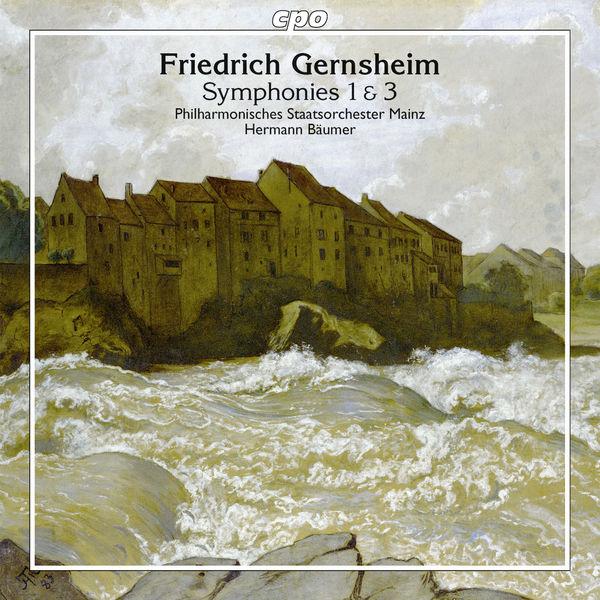 Philharmonisches Staatsorchester Mainz - Gernsheim: Symphonies 1 & 3