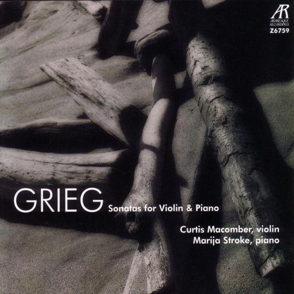 Edvard Grieg - Grieg: Sonatas For Violin & Piano