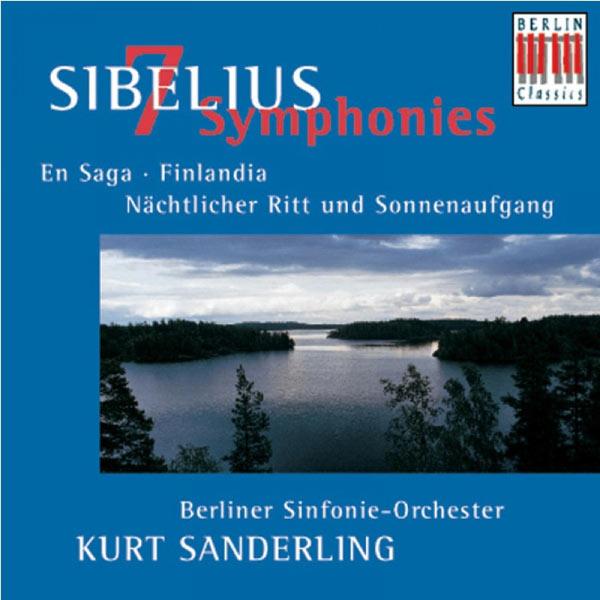 Various Artists - Sibelius: Symphonies nos. 1-7, En Saga, Finlandia & Night Ride and Sunrise