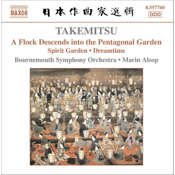 Bournemouth Symphony Orchestra - Toru Takemitsu : Orchestral Works