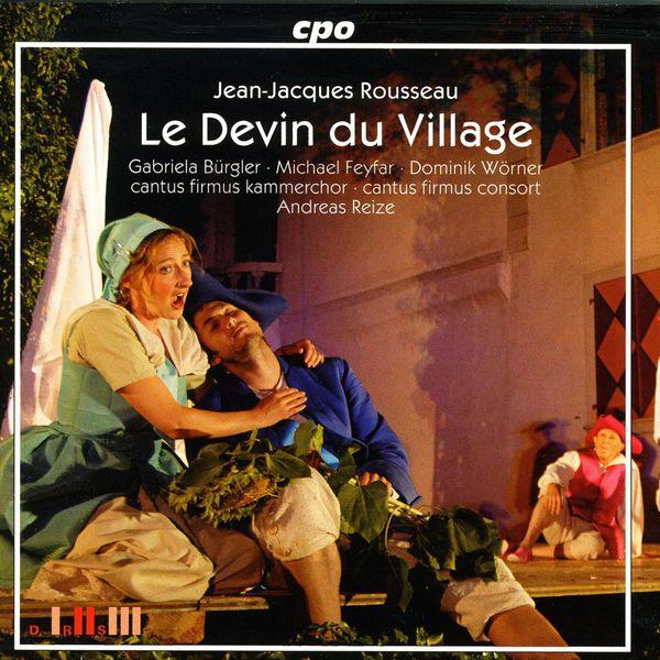 Andreas Reize|Rousseau: Devin Du Village (Le)