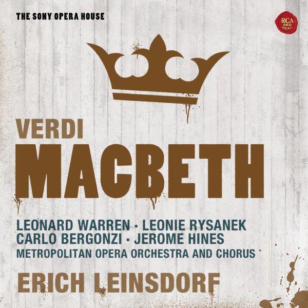 Erich Leinsdorf - Macbeth