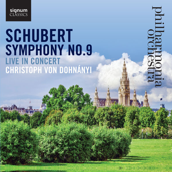Philharmonia Orchestra - Schubert: Symphony No. 9
