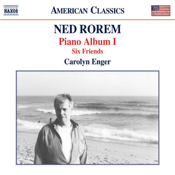 Carolyn Enger - Piano Album I - Six Friends