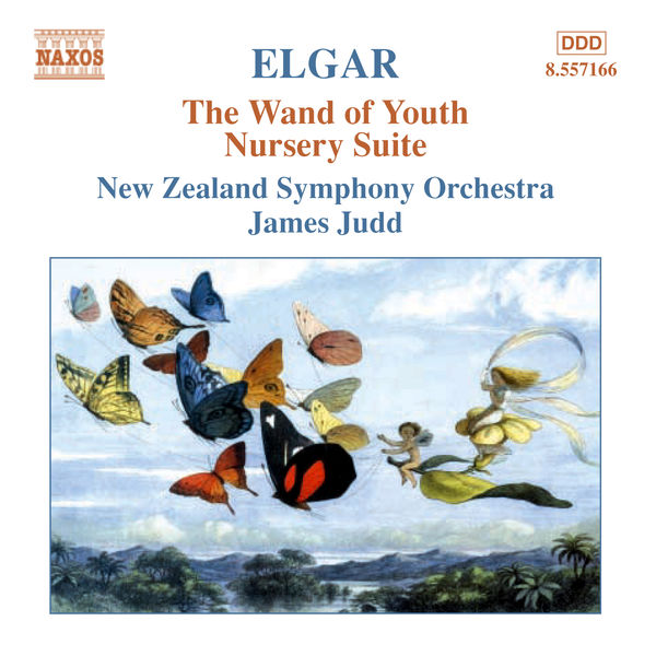 New Zealand Symphony Orchestra - ELGAR: Wand of Youth / Nursery Suite