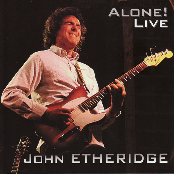 John Etheridge - Alone! Live