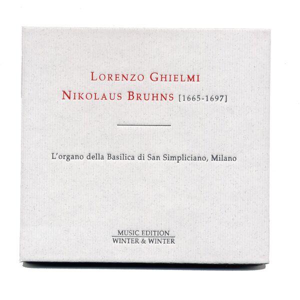 Lorenzo Ghielmi - Intégrale des œuvres pour orgue