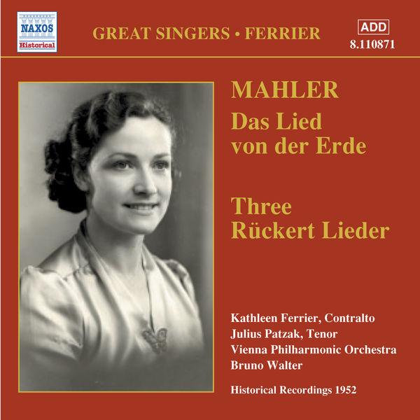 Kathleen Ferrier - Das Lied von der Erde
