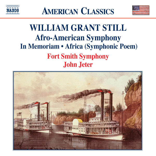 Fort Smith Symphony - STILL: In Memoriam / Africa / Symphony No. 1, 'Afro-American'