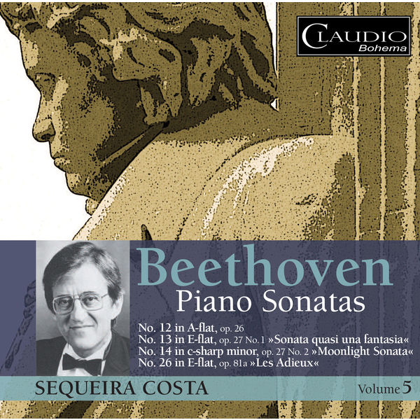 Sequeira Costa - Beethoven: Piano Sonatas, Vol. 5