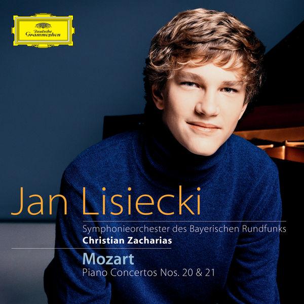 Jan Lisiecki - Mozart: Piano Concertos Nos.20 & 21