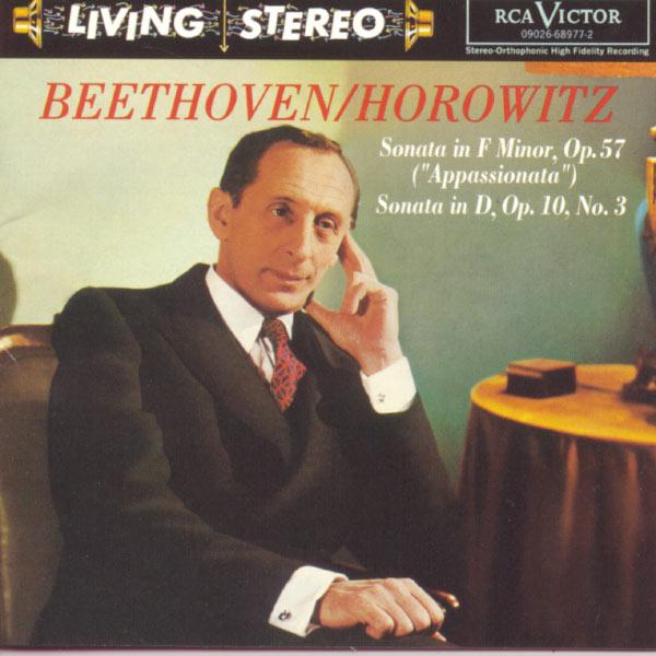 Vladimir Horowitz|Horowitz Plays Beethoven Sonatas