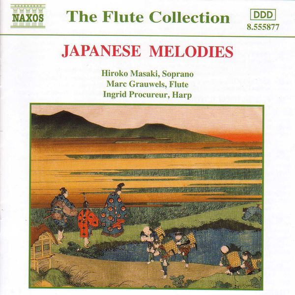 Marc Grauwels - Japanese Melodies