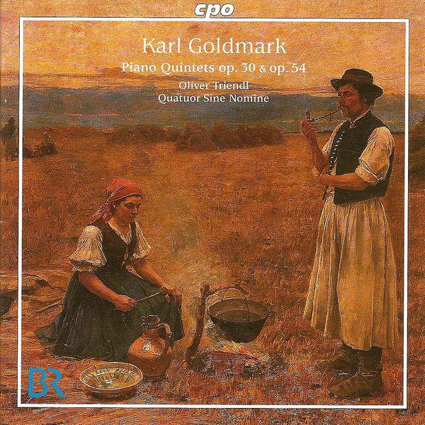 Quartet Sine Nomine - GOLDMARK, K.: Piano Quintet, Opp. 30 and 54 (Triendl, Quatuor Sine Nomine)