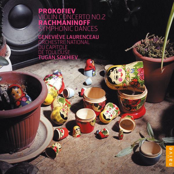 Tugan Sokhiev - Prokofiev : Concerto n°2 / Rachmaninov : Danses Symphoniques