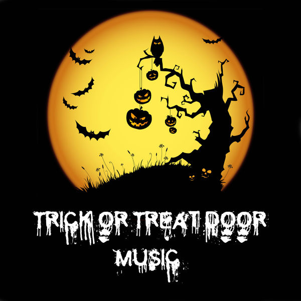 halloween music specialists the citizens of halloween trick or treat door music halloween songs