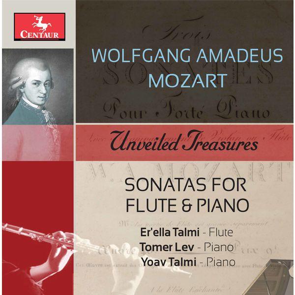 Er'ella Talmi - Lachnith & Mozart: Sonatas for Flute & Piano