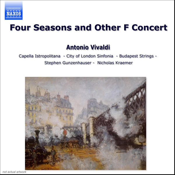 Takako Nishizaki - Four Seasons and Other Famous Concerti
