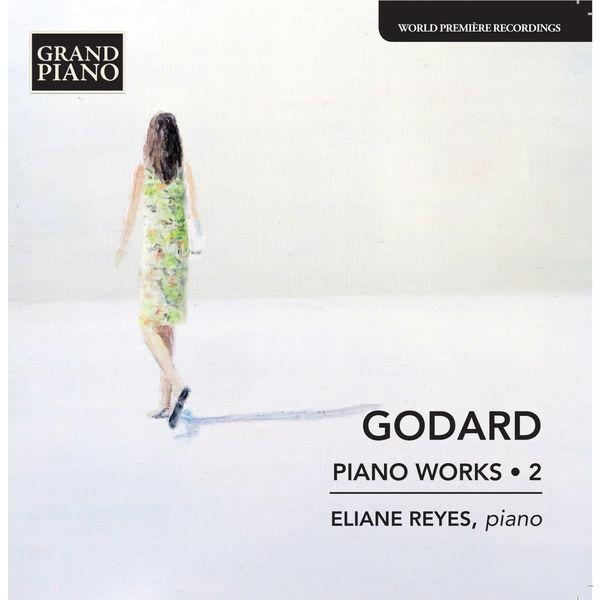 Eliane Reyes - Benjamin Godard : Piano Works, Vol. 2