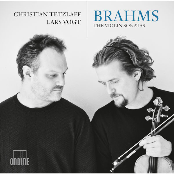 Christian Tetzlaff|Brahms : The Violin Sonatas